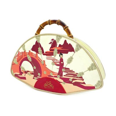 Disney Mulan Bolso Bamboo Loungefly | Double Project