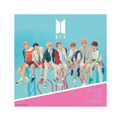 Bts Calendario 2020 30X30 BTS | Double Project