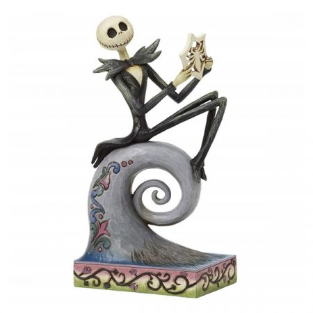 Disney Pesadilla antes de Navidad Figura Jack Skellington Jim Shore | Double Project