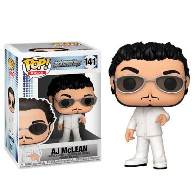 Funko POP BACKSTREET BOYS AJ MCLEAN | Double Project