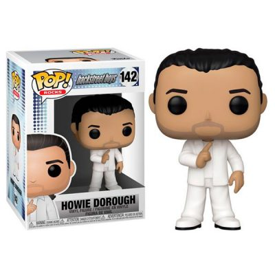 Funko POP BACKSTREET BOYS HOWIE DOROUGH | Double Project