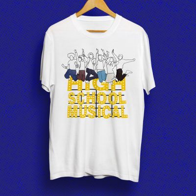 Camiseta High School Musical | Double Project