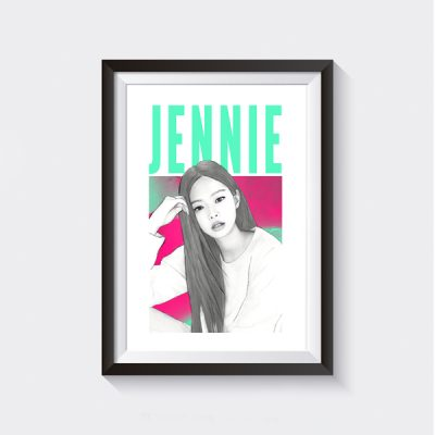 Lámina Jennie | Double Project