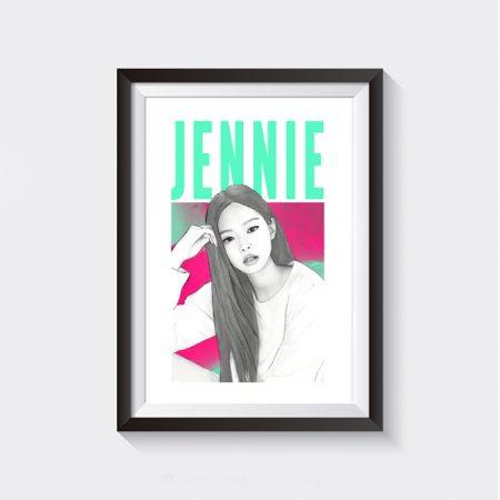 Lámina Jennie | Double Project