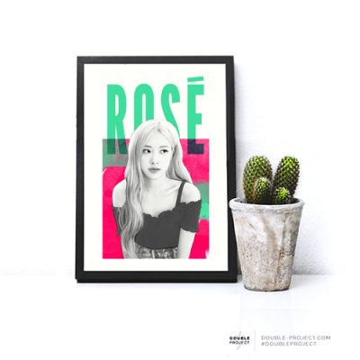 Lámina Rose | Double Project