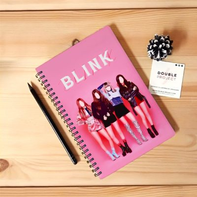 Libreta Espiral Blink | Double Project