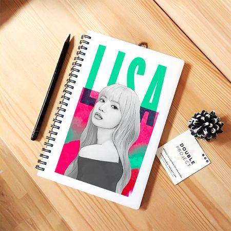 Libreta Espiral Lisa | Double Project