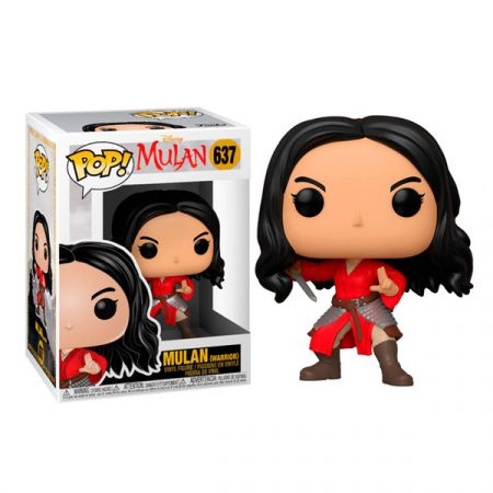Disney Mulan Live POP Warrior Mulan | Double Project