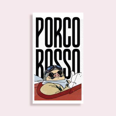 Parche Porco Rosso | Double Project