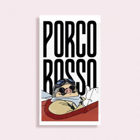 Parche Porco Rosso   Double Project