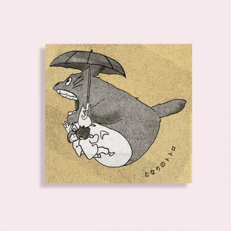 Parche Totoro | Double Project