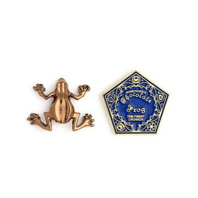 Harry Potter Pin Rana de Chocolate | Harry Potter Pin Rana de Chocolate