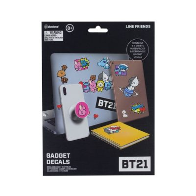 BT21 Set Pegatinas | Double Project