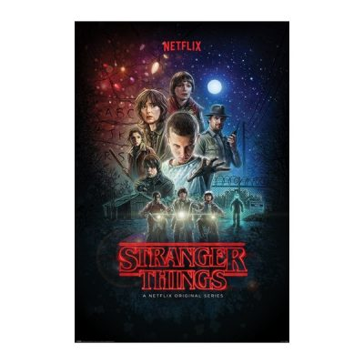 Stranger Things Póster One Sheet | Double Project