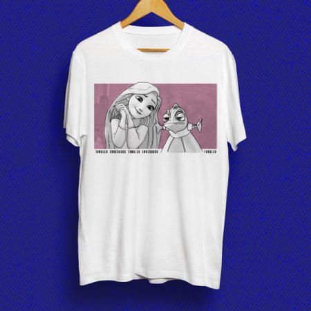 Camiseta Enredados | Double Project