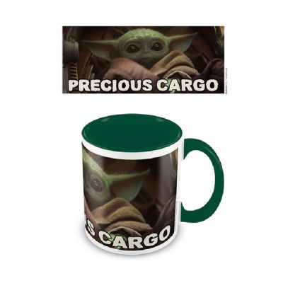 The Mandalorian Taza Precious Cargo | Double Project