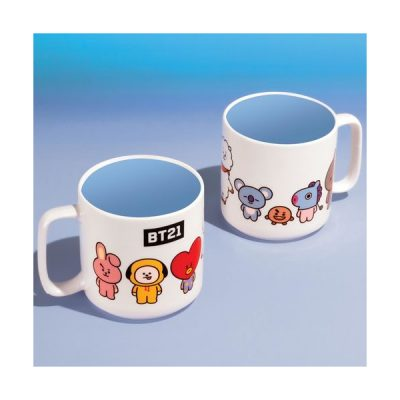 BT21 taza group bt21 | Double Project