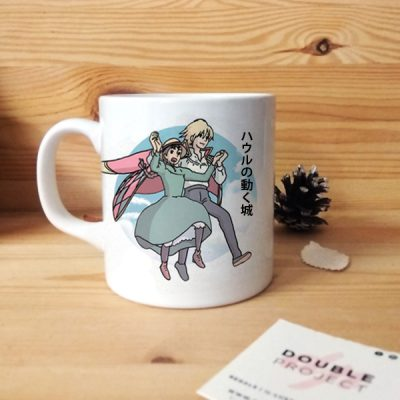 Taza Sophie & Howl   Double Project
