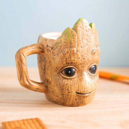 Marvel taza 3d Groot | Double Project