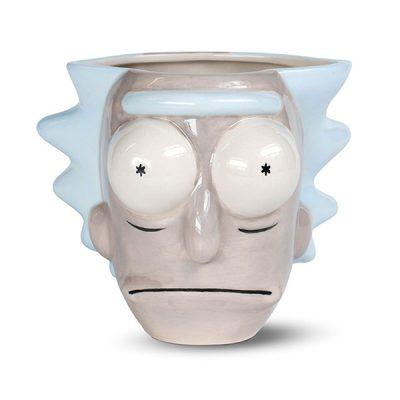Rick & Morty Taza desayuno 3d Rick | Double Project
