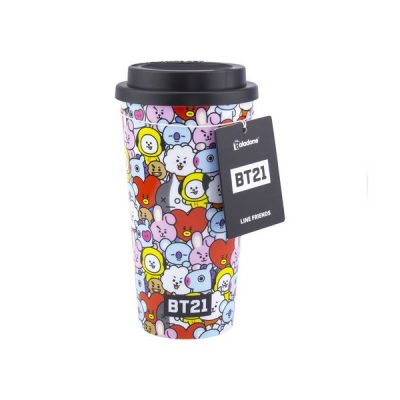 BT21 Vaso de Viaje BT21 | Double Project