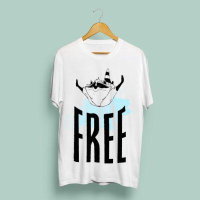 Camiseta Free | Double Project