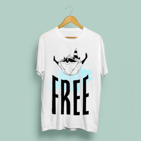 Camiseta Free | Double Project