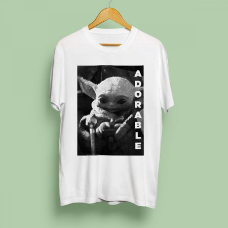 Camiseta Adorable | Double Project