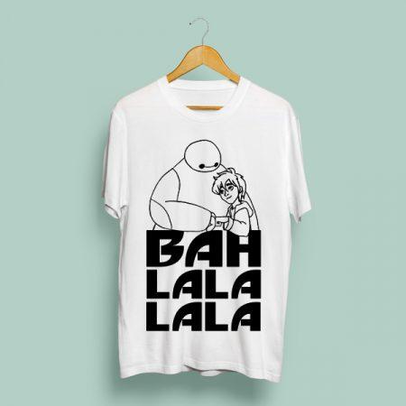 Camiseta Bah Lala Lala | Double Project