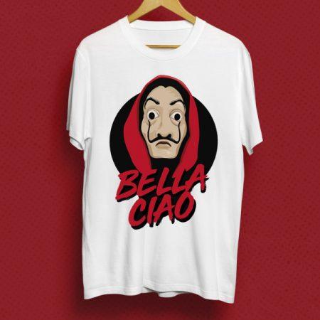 Camiseta Bella Ciao   Double Project
