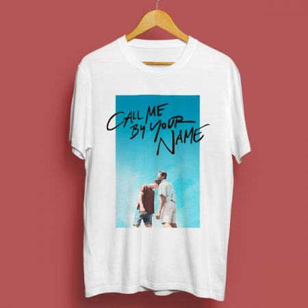 Camiseta Call me by your name | Double Project