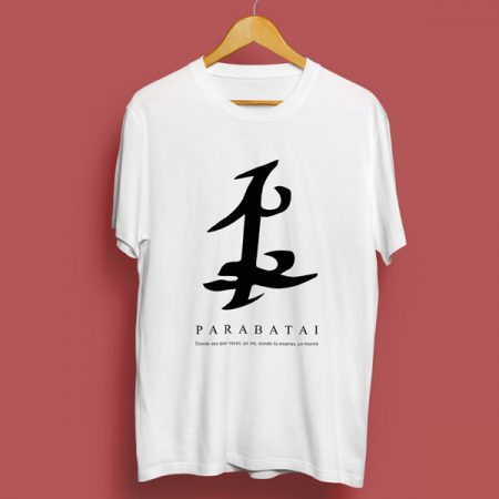 Camiseta Parabatai | Double Project