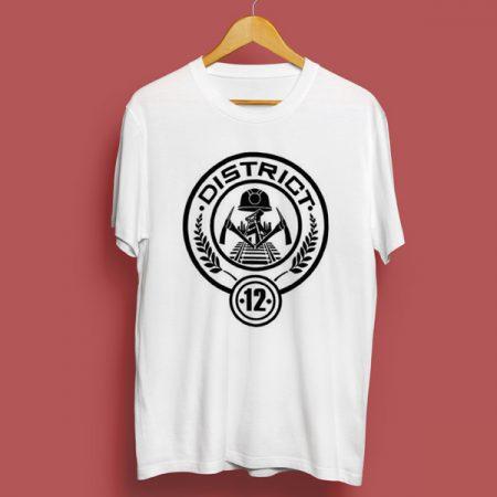 Camiseta District 12 | Double Project