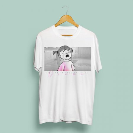Camiseta My Life is full of Drama | Double Project