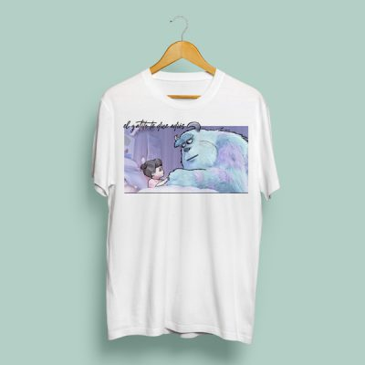 Camiseta El gatito te dice adiós | Double Project
