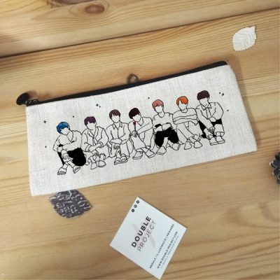 Estuche BTS grupo | Double Project