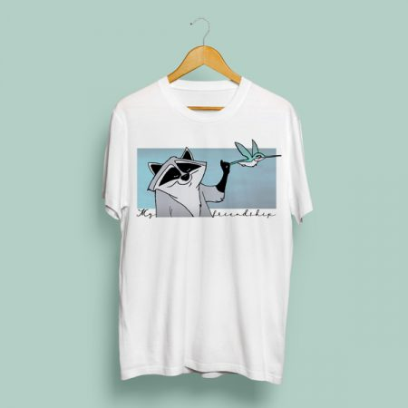 Camiseta My friendship | Double Project