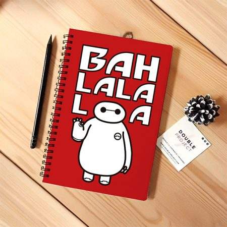 Libreta Espiral Bah Lala Lala | Double Project