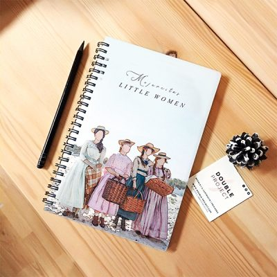 Libreta espiral Little Women | Double Project