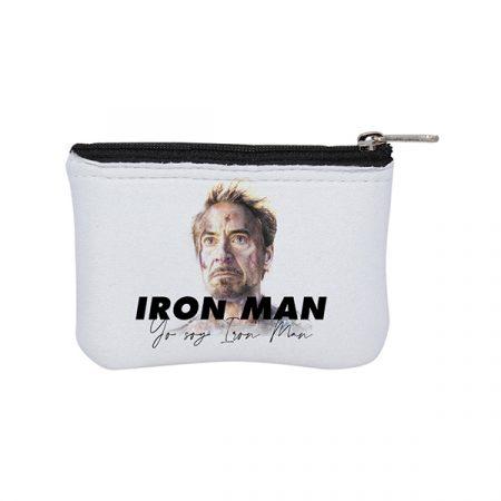 monedero pequeño Yo soy Iron Man | Double Project