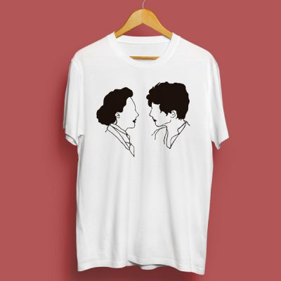 Camiseta Jo & Laurie | Double Project