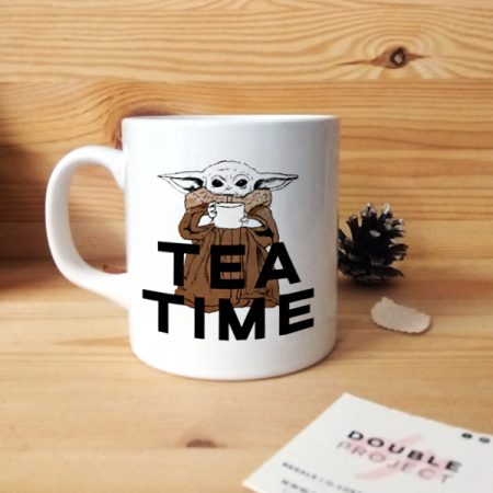 Taza Tea Time | Double Project