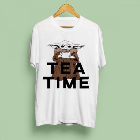 Camiseta Tea Time   Double Project