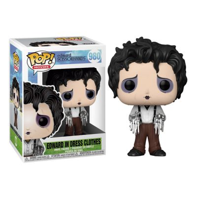 Edward Scissorhands Funko POP Edward Dress Clothes | Double Project