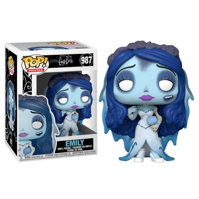 La Novia cadáver Funko POP Emily | Double Project