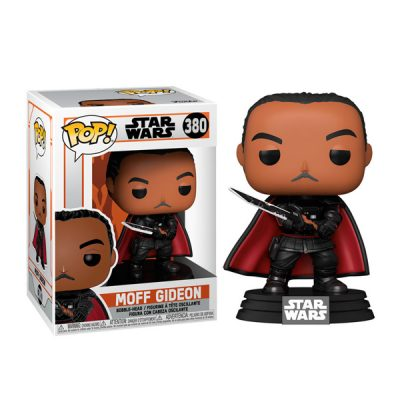 Star Wars The Mandalorian Funko POP Moff Gideon | Double Project