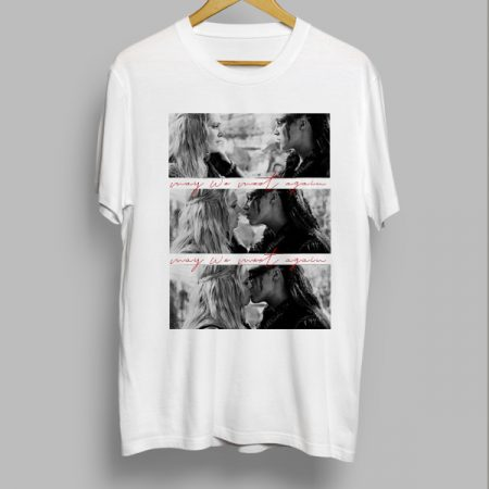 Camiseta May we meet again | Double Project