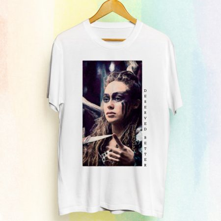 Camiseta Lexa deserved Better | Double Project