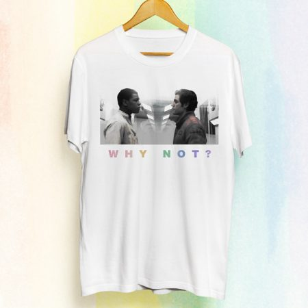 Camiseta Finn and Poe, why not? | Double Project