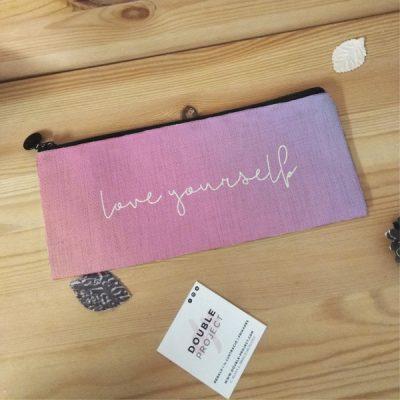 estuche love yourself | Double Project